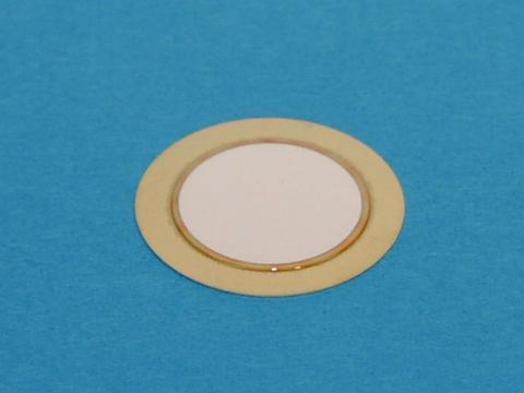 圧電素子 - Piezoelectric sensor